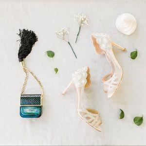 Badgley Mischka Wedding / formal shoes